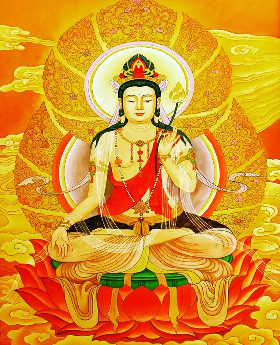 恭迎观世音菩萨出家纪念日,农历九月十九千佛堂将举行大型供灯祈福法会