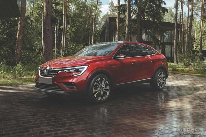 雷诺首款紧凑型轿跑SUV ARKANA全球首发