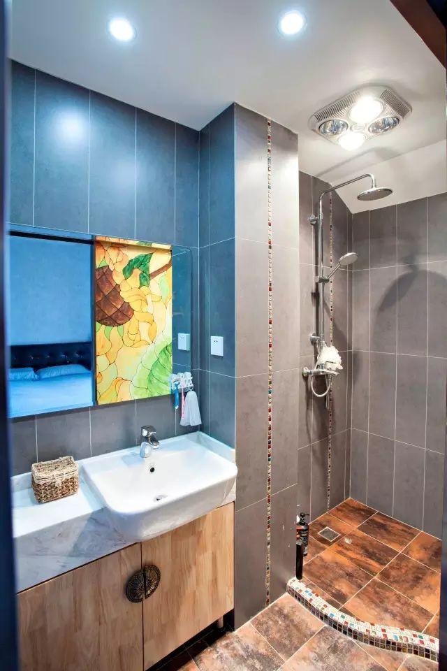 32㎡复式单身公寓竟有10个功能空间,小户型也能有美好图片