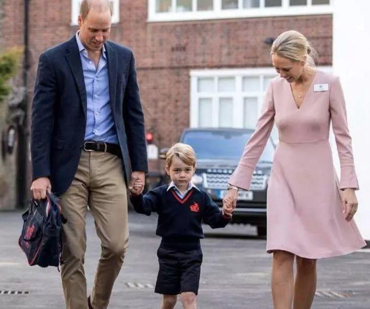 5岁乔治王子课表曝光,吓坏人!网友:中国爸妈了解一下