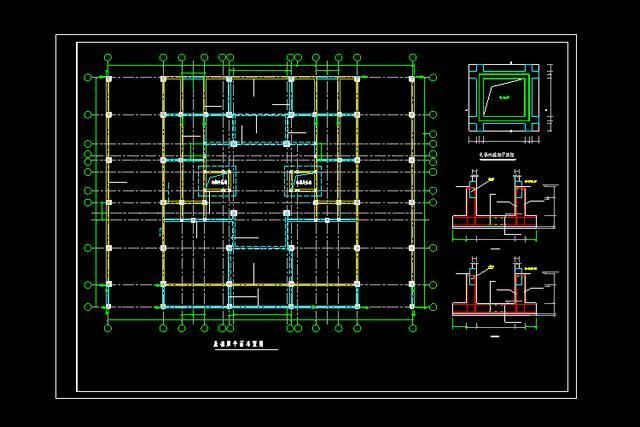 完整cad机械建筑工程设计cad图纸资源免费下载