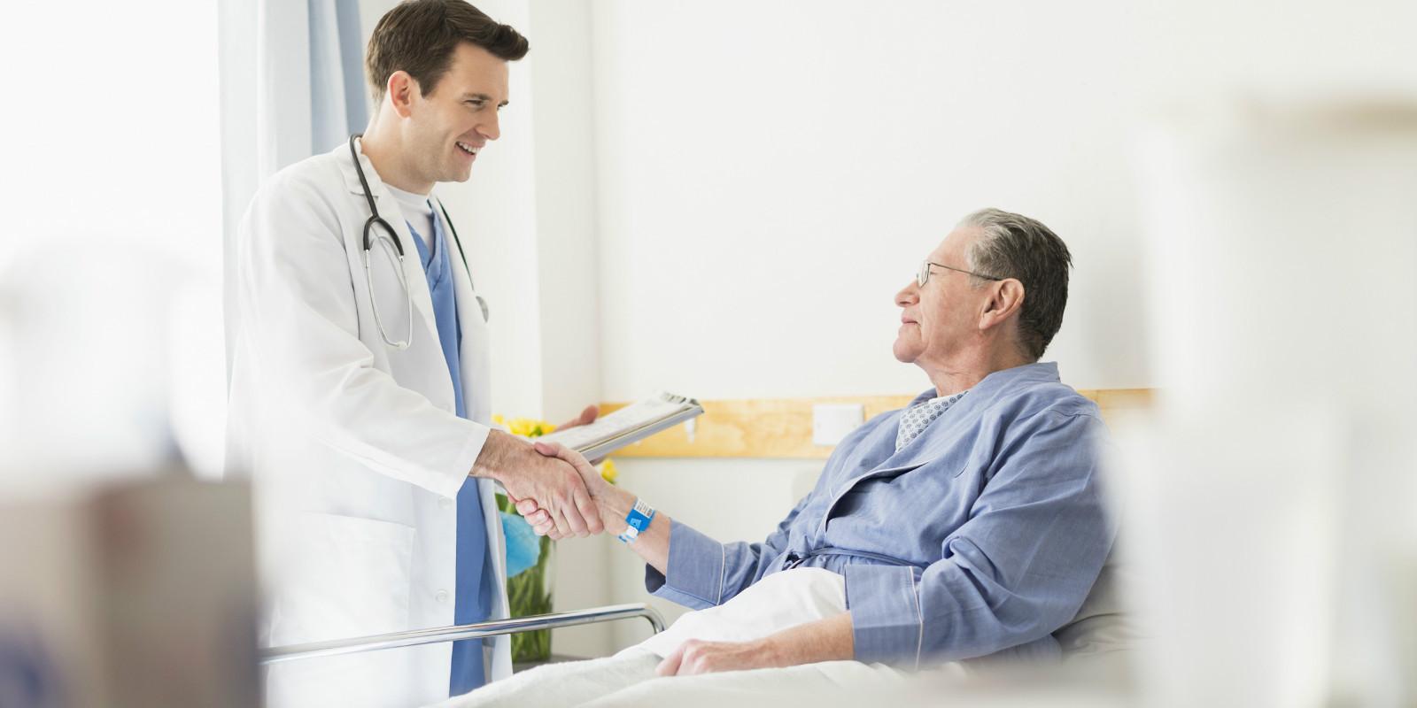 观点   为什么人们会对医生不满?