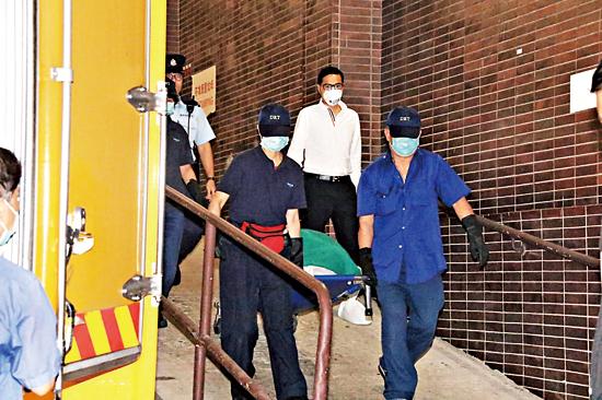 香港大学校委涉杀妻被捕 尸体在港大办公室寻获