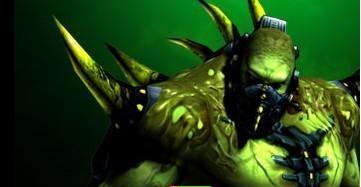 CF手游生化绿巨人角色怎么样 生化绿巨人角色属性介绍