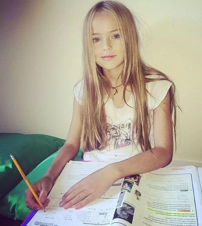 """""""世界第一美少女""""的 俄罗斯女孩Kristina Pimenova 娱乐八卦 图18"""