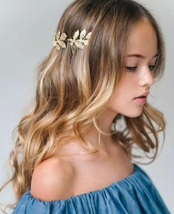 """""""世界第一美少女""""的 俄罗斯女孩Kristina Pimenova 娱乐八卦 图9"""