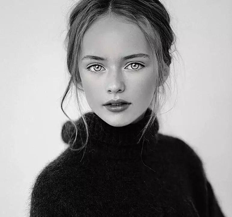 """""""世界第一美少女""""的 俄罗斯女孩Kristina Pimenova 娱乐八卦 图4"""