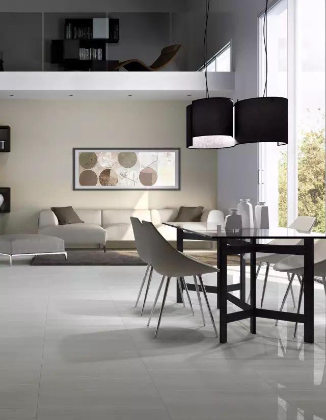 地砖如何选?客餐厅、厨卫、阳台各不同 别选错了!