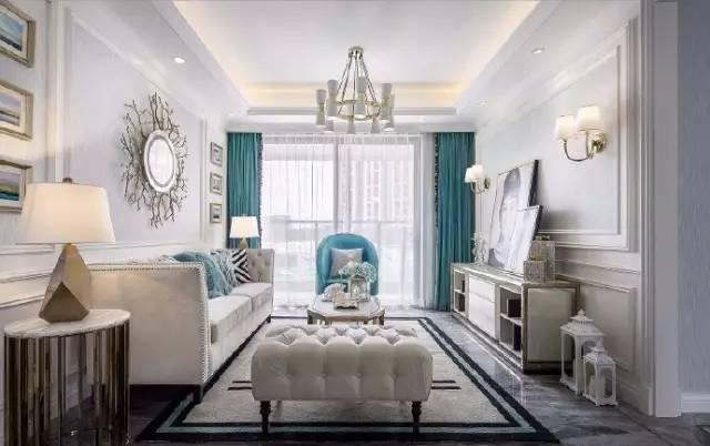 狭长型客厅靠这几招变大10㎡,大多数人不敢相信!