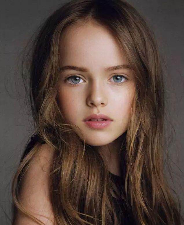 """""""世界第一美少女""""的 俄罗斯女孩Kristina Pimenova 娱乐八卦 图1"""