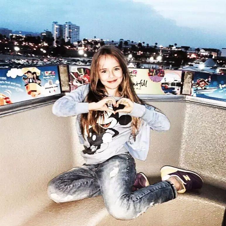 """""""世界第一美少女""""的 俄罗斯女孩Kristina Pimenova 娱乐八卦 图29"""