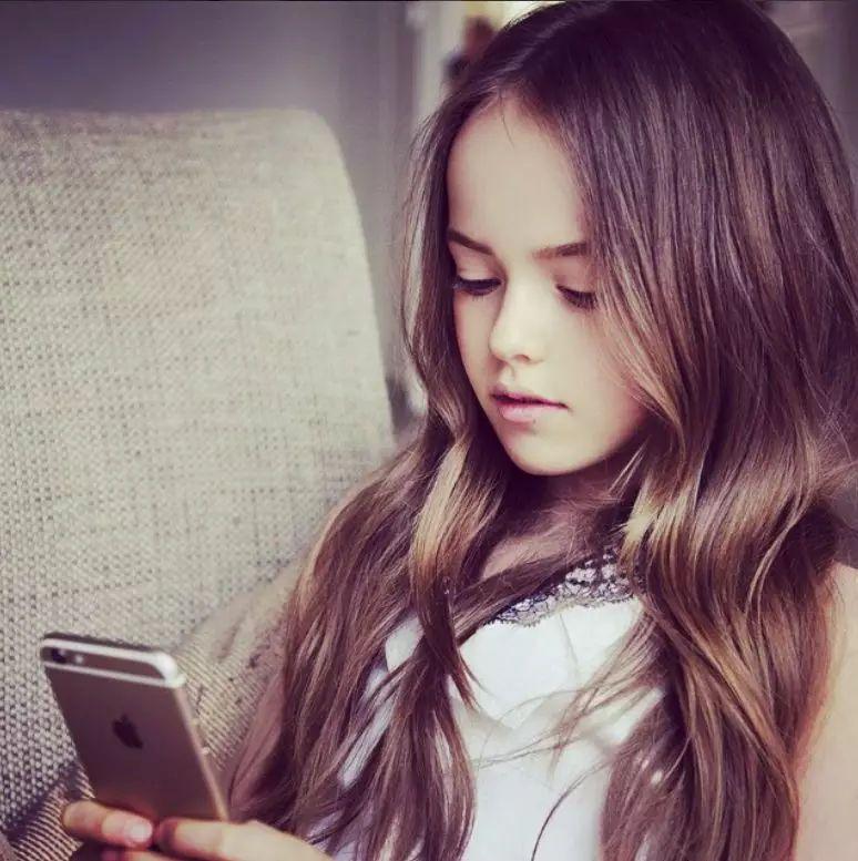 """""""世界第一美少女""""的 俄罗斯女孩Kristina Pimenova 娱乐八卦 图32"""