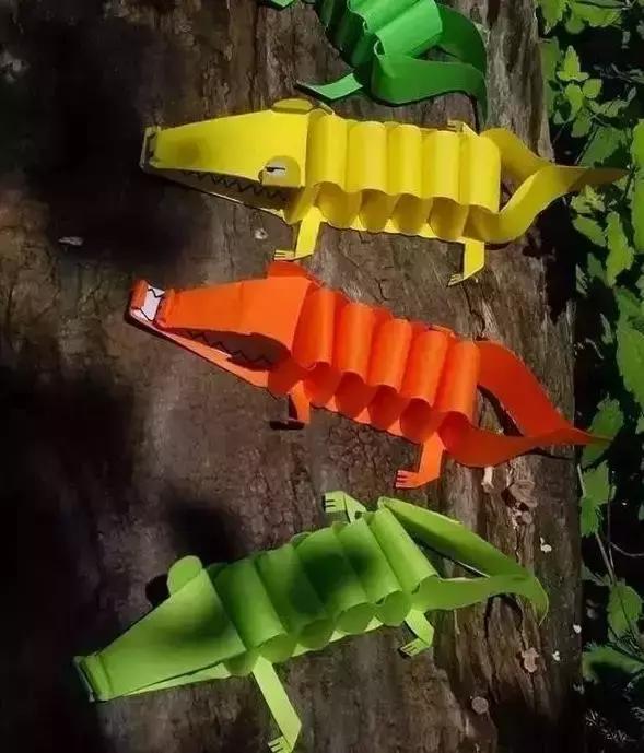 儿童手工制作屏风