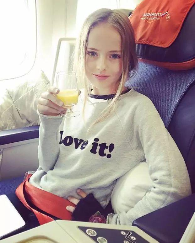 """""""世界第一美少女""""的 俄罗斯女孩Kristina Pimenova 娱乐八卦 图30"""