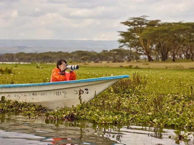 旅行手册手工制作非洲