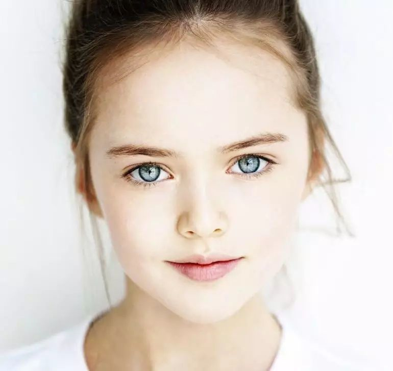 """""""世界第一美少女""""的 俄罗斯女孩Kristina Pimenova 娱乐八卦 图8"""