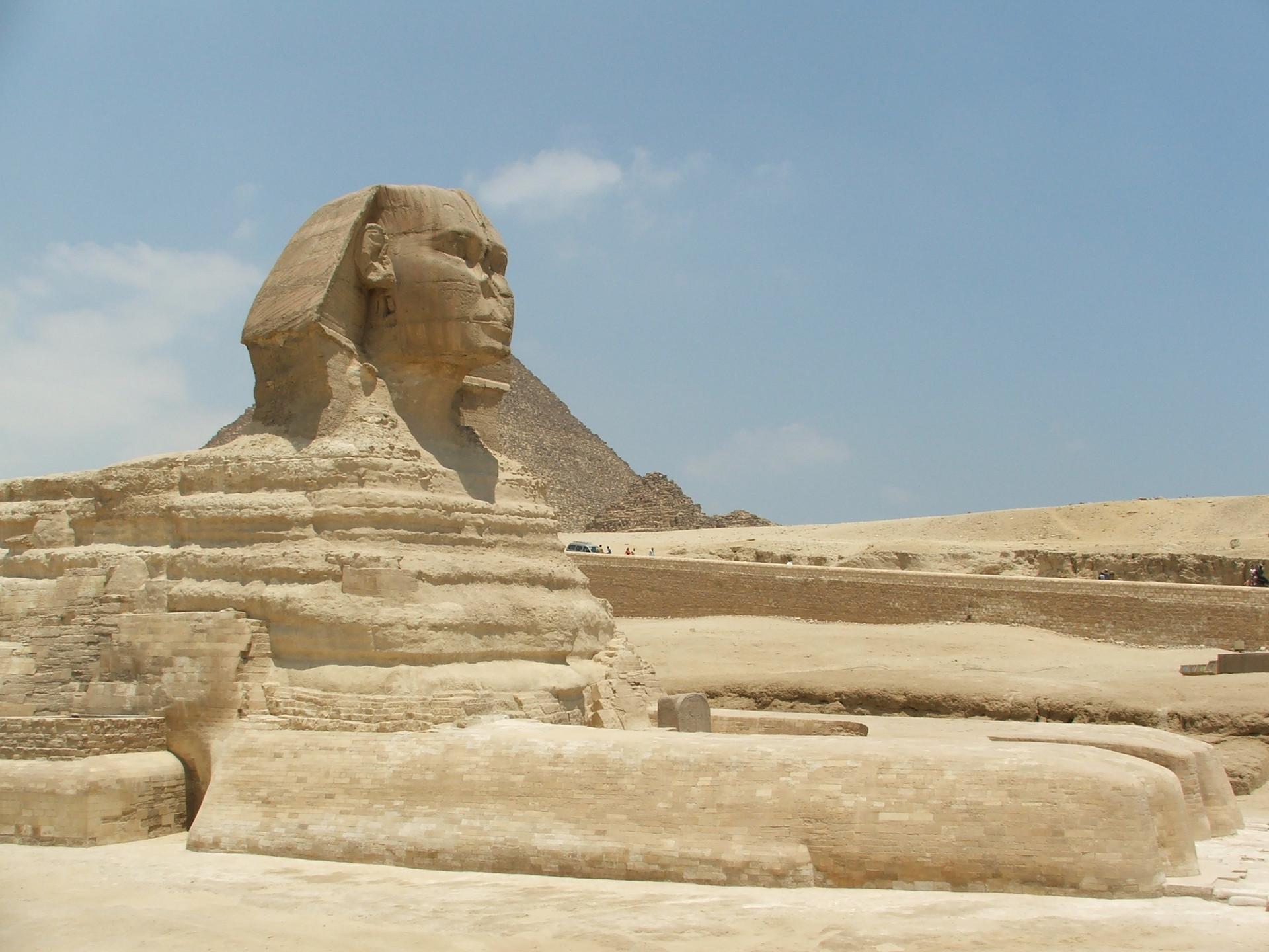 从沙漠里挖出来的世界遗产,距今超4500年,建造目的成谜