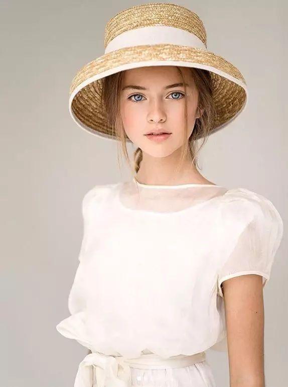 """""""世界第一美少女""""的 俄罗斯女孩Kristina Pimenova 娱乐八卦 图20"""