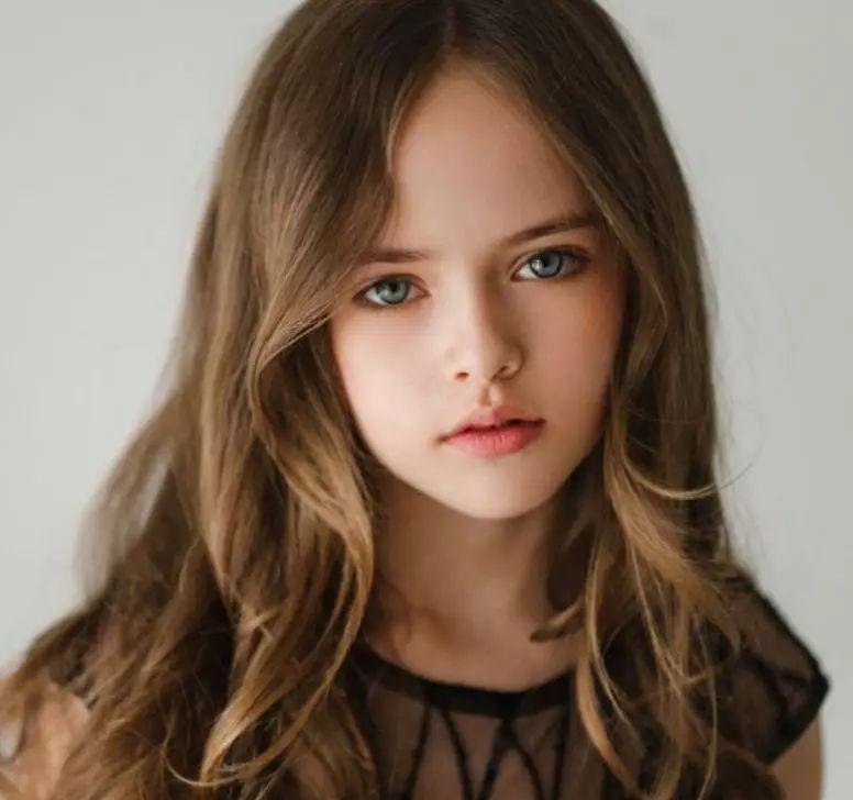 """""""世界第一美少女""""的 俄罗斯女孩Kristina Pimenova 娱乐八卦 图19"""
