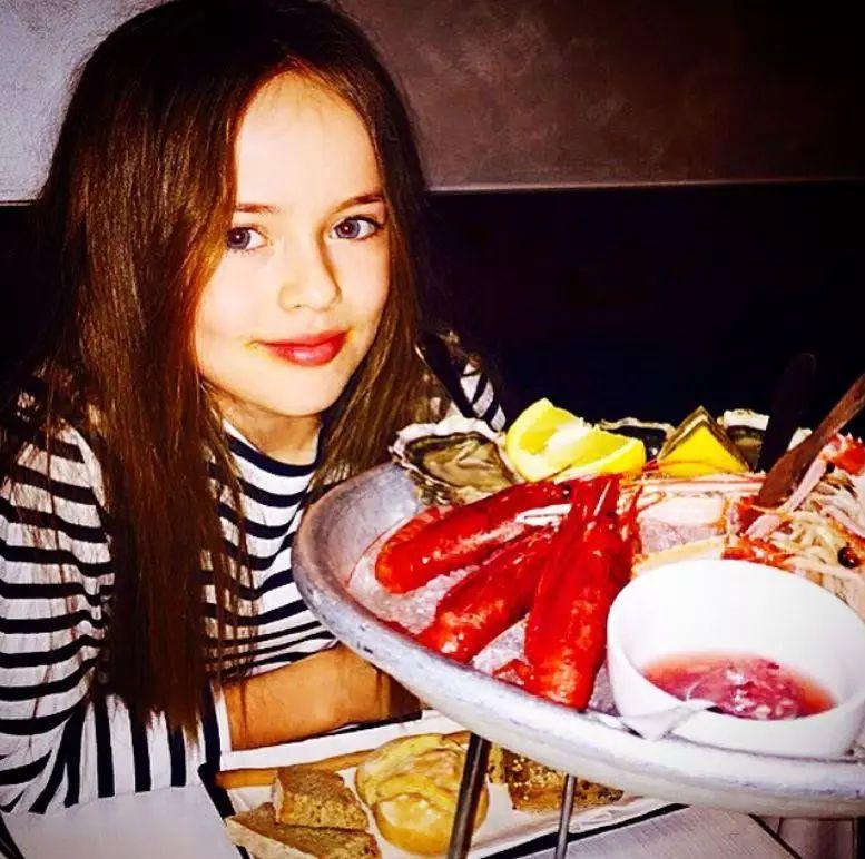 """""""世界第一美少女""""的 俄罗斯女孩Kristina Pimenova 娱乐八卦 图27"""