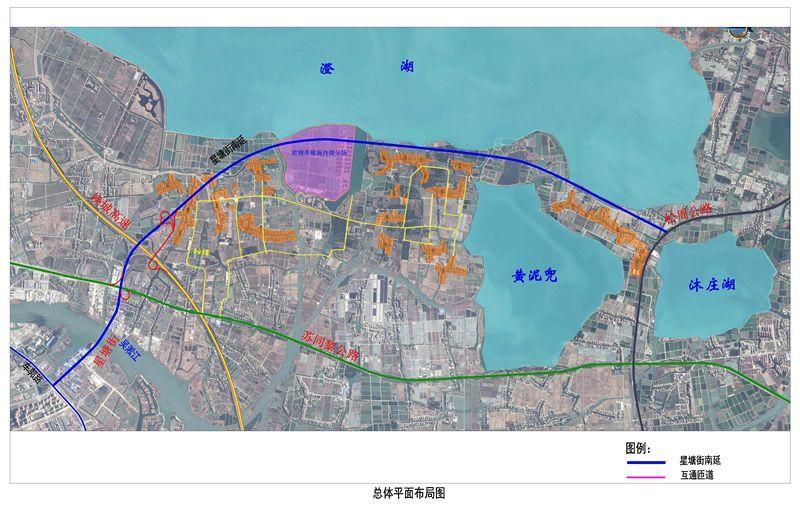 吴江花港未来规划图