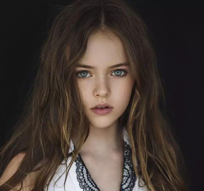 """""""世界第一美少女""""的 俄罗斯女孩Kristina Pimenova 娱乐八卦 图2"""