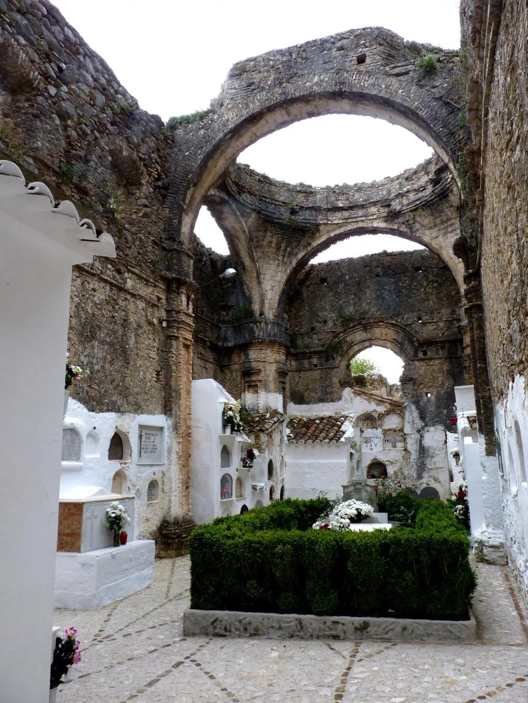 西班牙南部10座不容错过的白色小镇