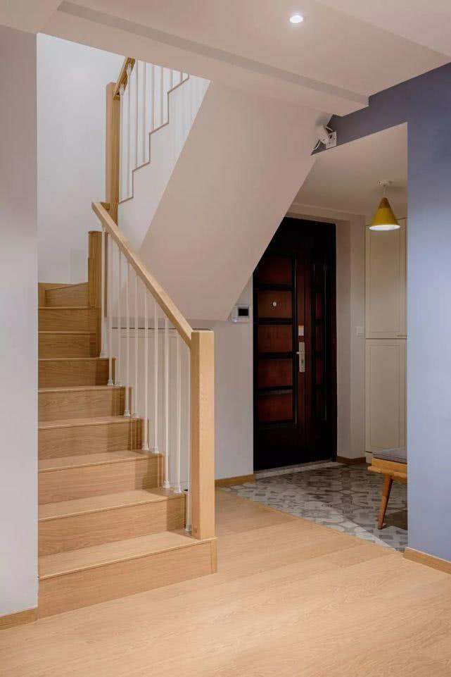买了复式楼,楼梯这样装,准没错!