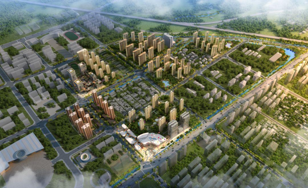 漯河经济开发区规划图