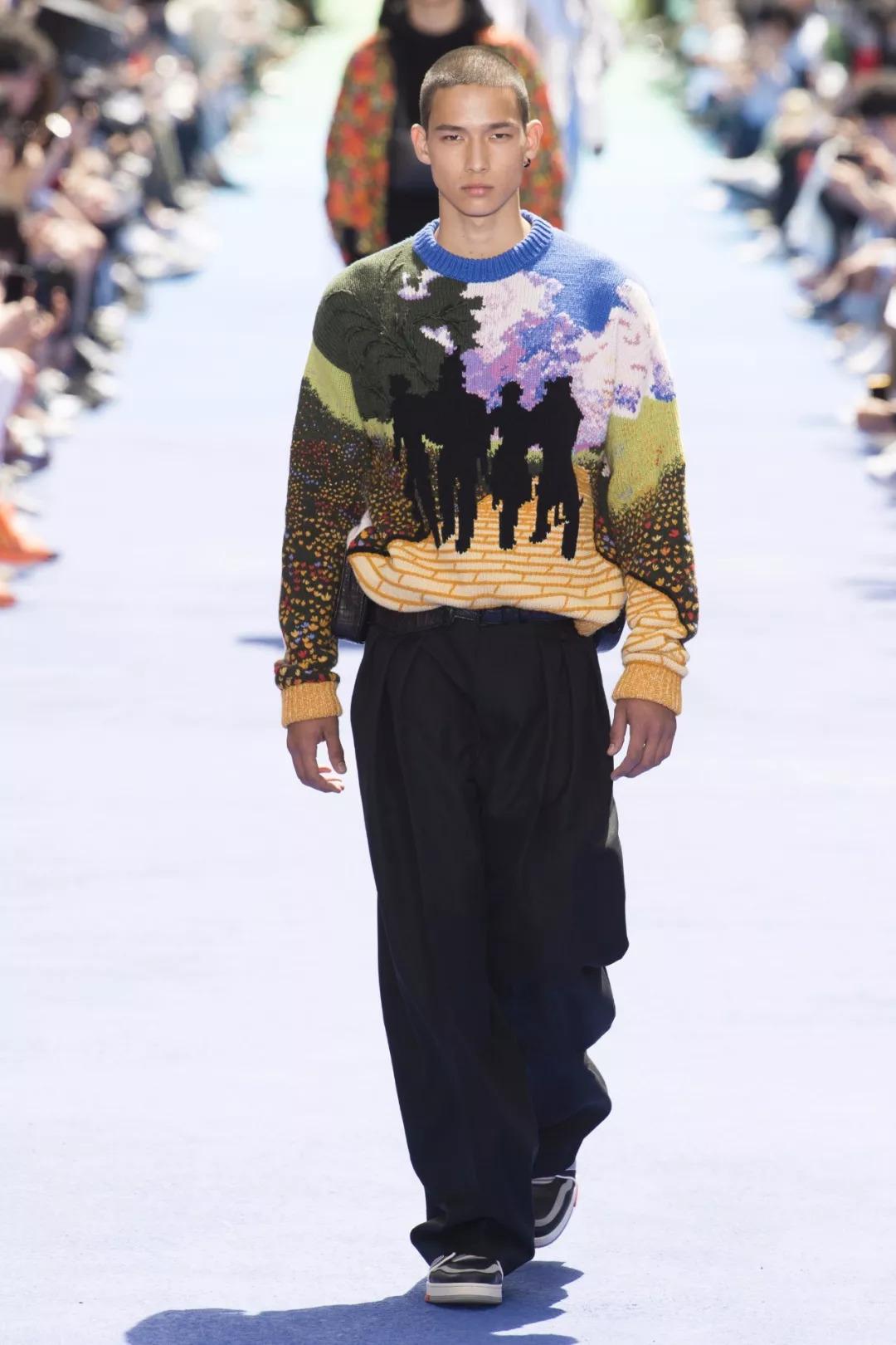 时尚圈 | 丑模当道?时尚圈的亚裔男模全是偶像派