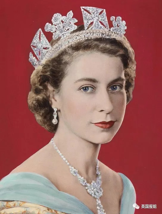 英国女王的日常 居然是买菜做饭带孩子?