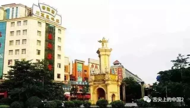 东莞清溪美食街在哪里图片