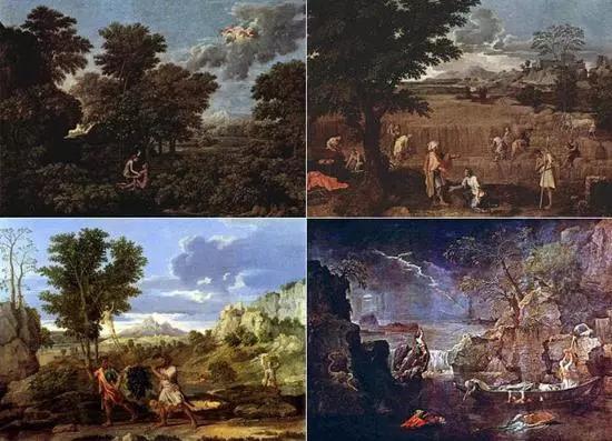 在世界美术史长流中,西方风景画艺术达到了怎样的高度