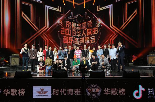 华人歌曲排行榜:张杰、张靓颖获最佳男女歌手 健康常识 图1