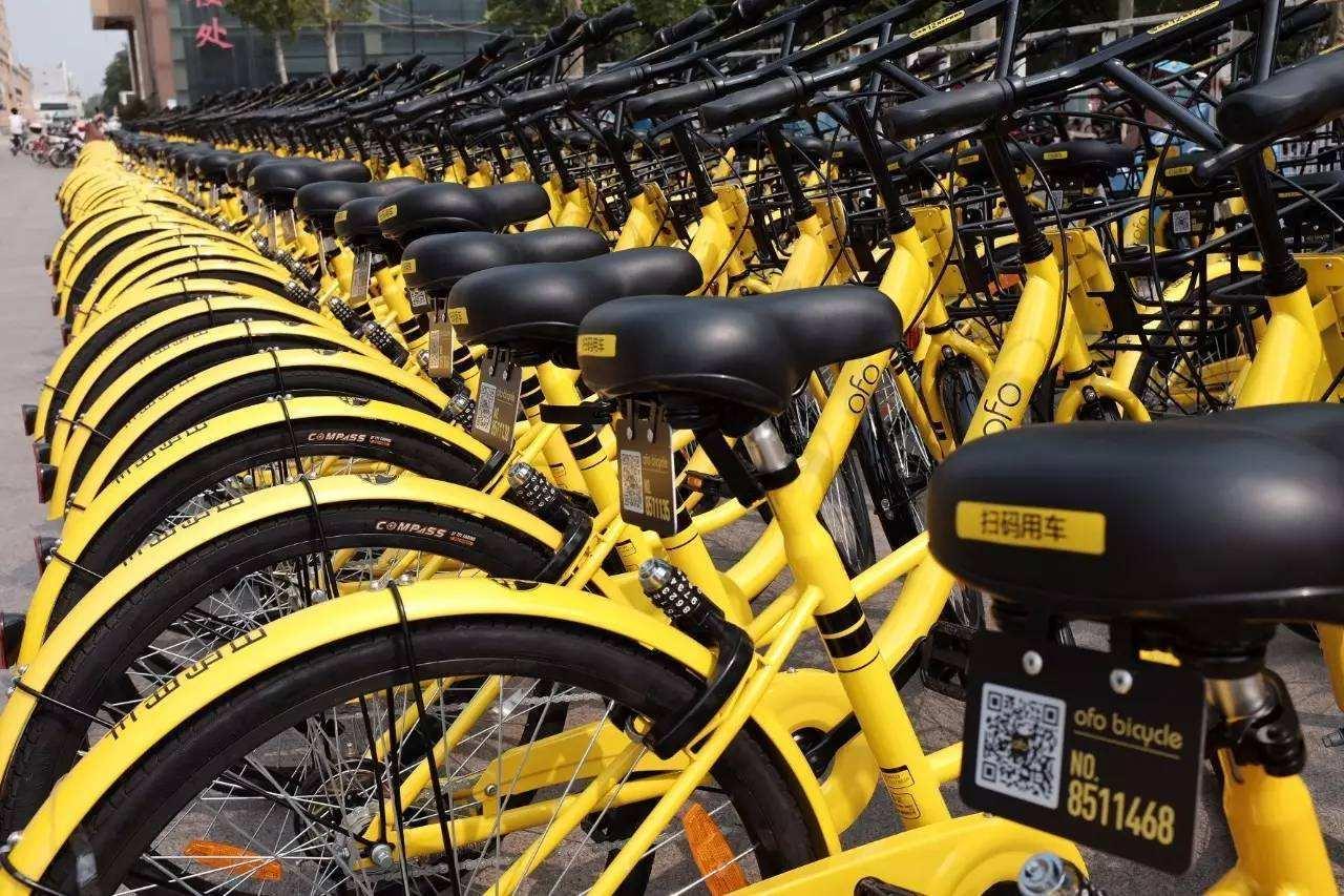 ofo拖欠上海凤凰6815万元货款被起诉,累计采购186万辆自行车