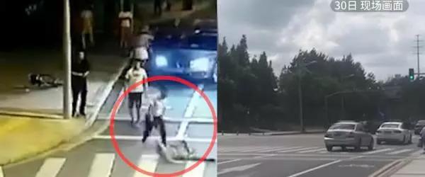 新闻 社会 正文  探访昆山反杀案现场:纹身男逃跑倒路边 刘宸龙(化名)
