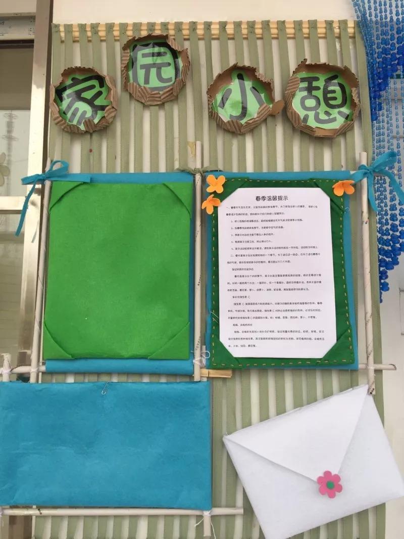 新学期家园联系栏的布置(说明 案例,小中大班齐全)值得老师们参考哦!