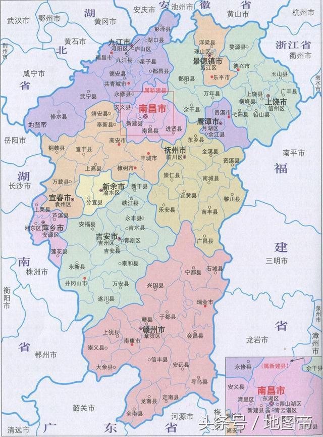 四大名镇之江西景德镇,如今成为地级市
