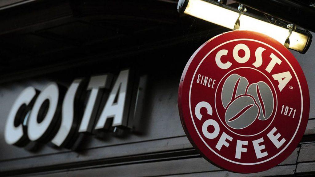多一份快乐,可口可乐喜提 Costa