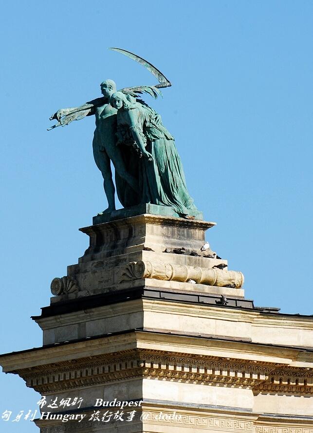 匈牙利首都布达佩斯掠影(一)