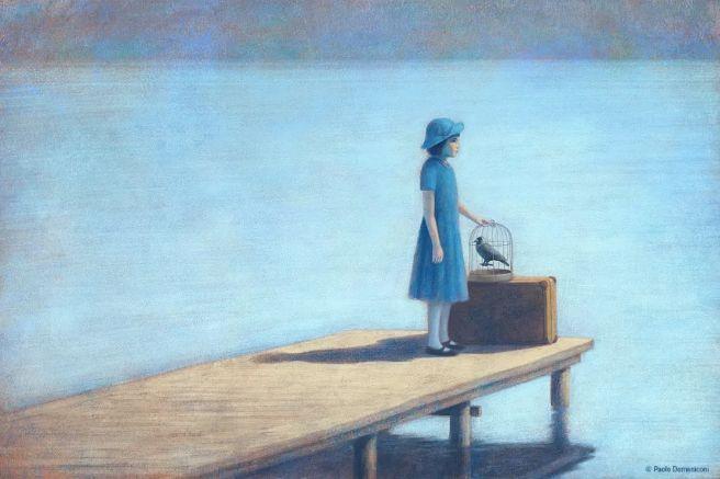 「我養個女兒,是為了讓她看世界的,不是為了給誰傳宗接代的!」