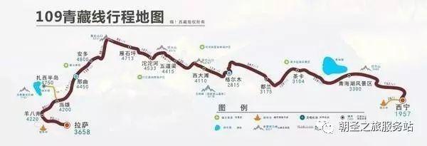 旅游地图史上最全进藏自驾及西藏攻略正文路线汇集1,丙察察(滇藏全境元旦北京旅游图片