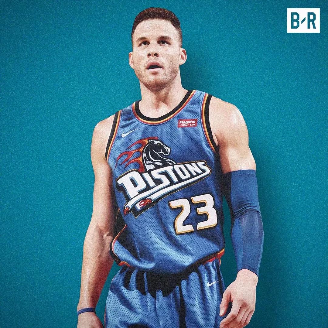 NBA那些经典的复古球衣,你还记得吗?