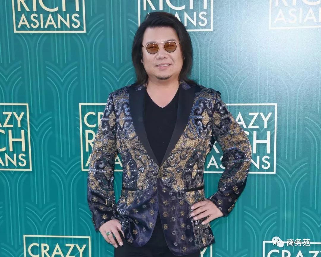 """男友是亚洲首富,婆婆杨紫琼戴千万珠宝,""""好莱坞小时代""""有多壕"""
