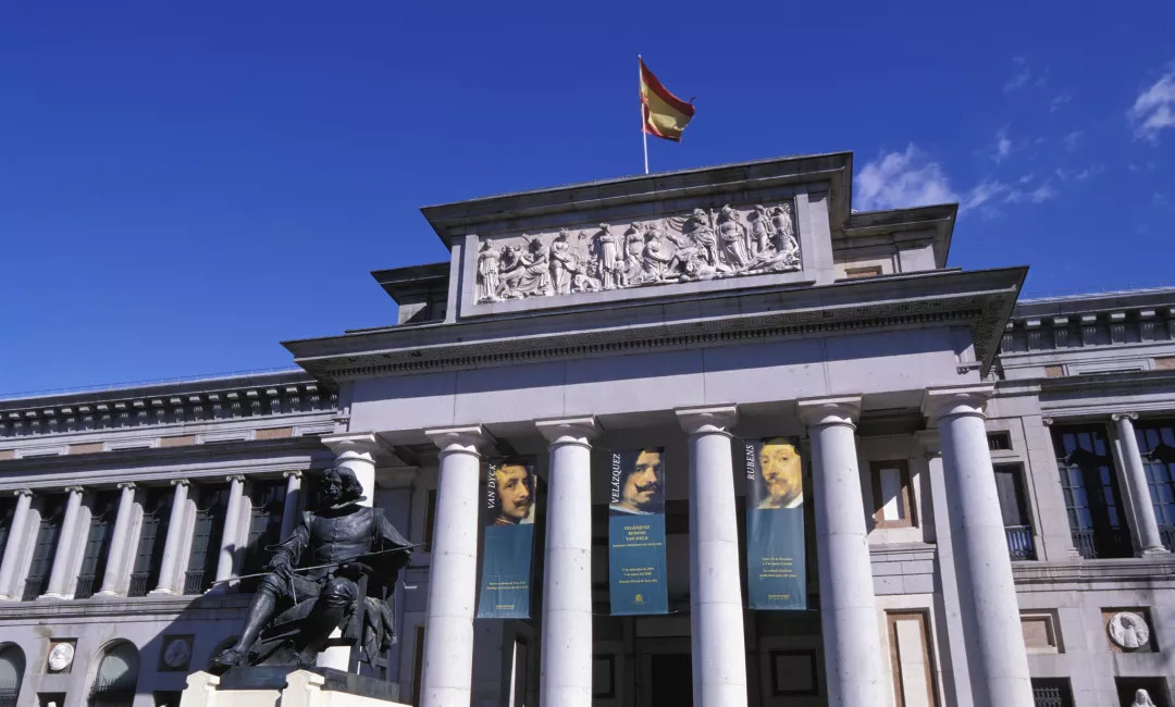 普拉多博物馆图片