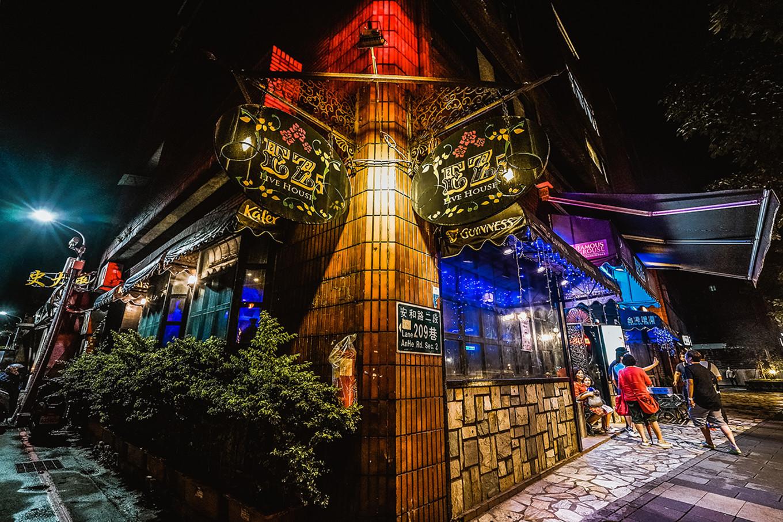 台北著名夜店,盛产明星的EZ5
