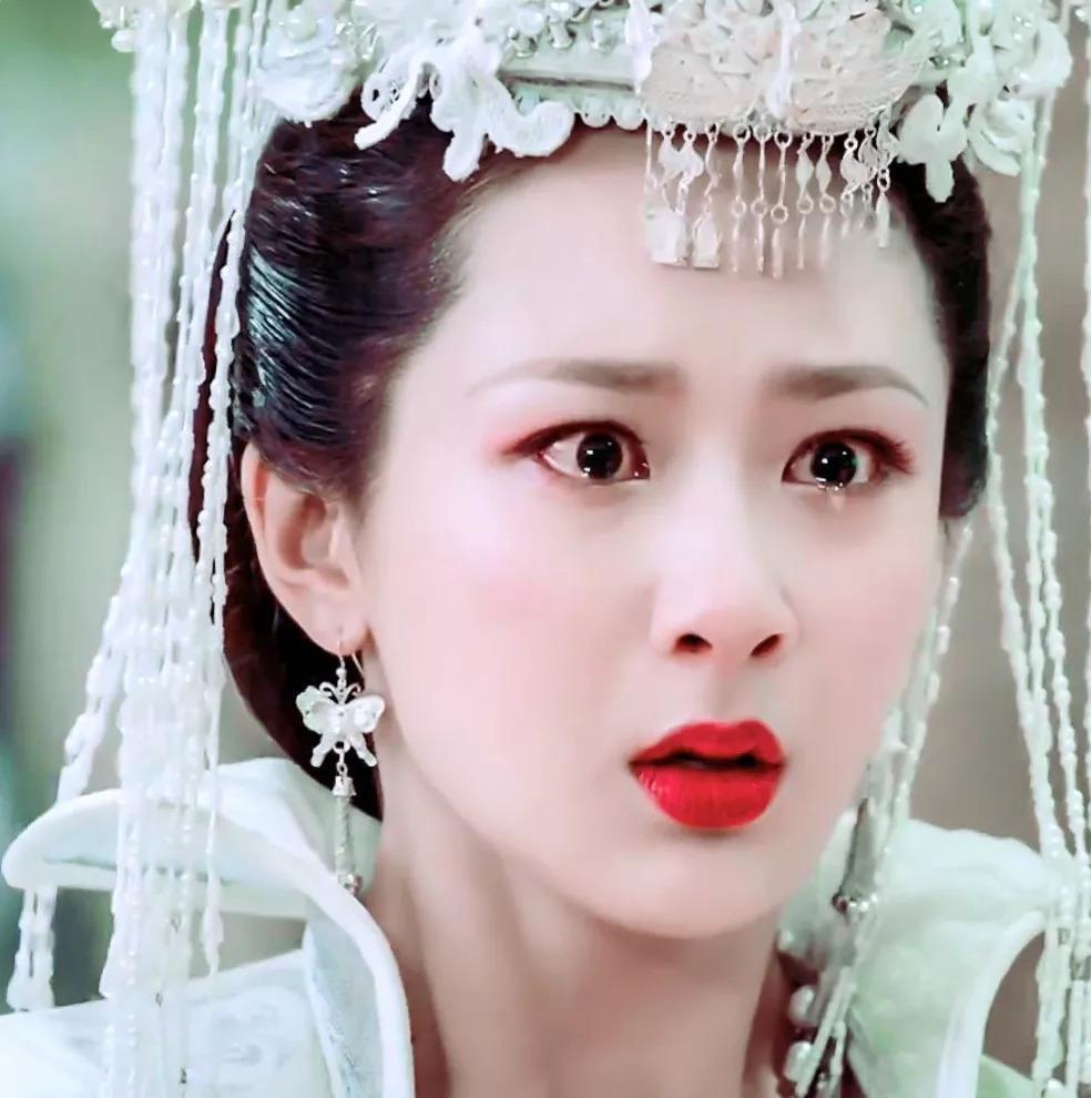 """杨紫哭戏感人?而我却只想知道她的""""防哭""""眼妆!"""