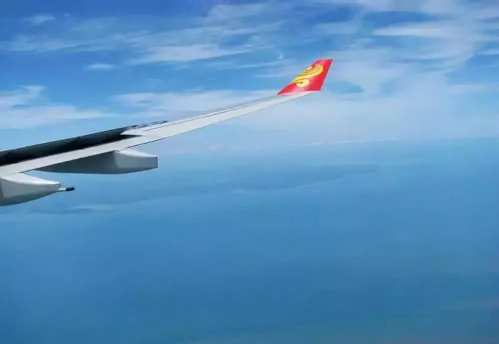 海航就是卖机票的命,但航空主业利润大跌52%