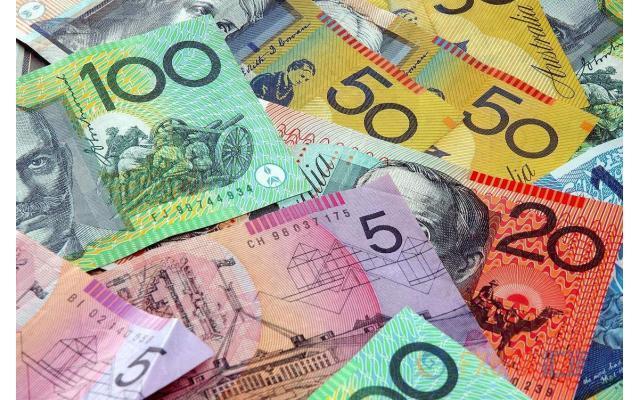 贸易紧张局势升级,澳元续跌创20个月最低位