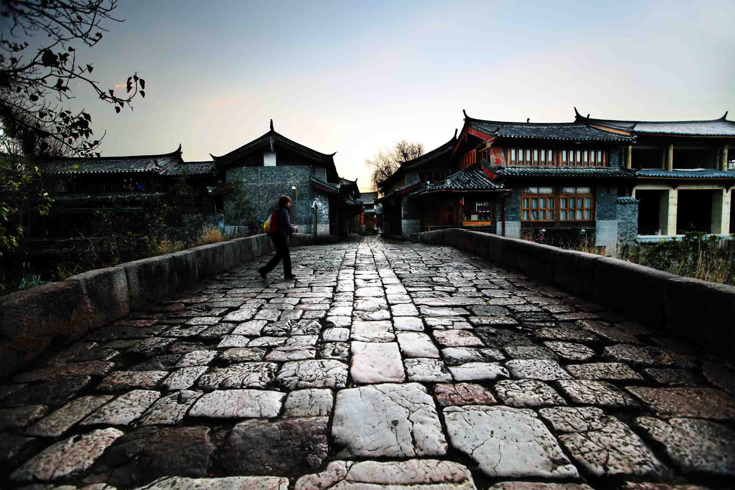 这100张照片,就是我去丽江的全部理由